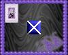 Scottish Flag Bling