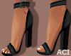 black heels!