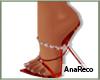 A∞ Elegant Xmas Heels