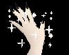 my hand sparkles [R]