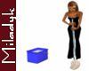 MLK Ani Deck Mop Bucket