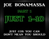 Joe B. ~Just Cos U Can 1