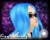 D! Lady's Hair Aqua