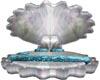 Anim. Mermaid Shell Bed