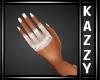 }KR{ Lace Gloves
