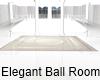 Elegant White Ball Room