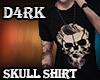 D4rk Skull Shirt