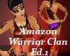 (R)AmazonWarriorClanEd.1