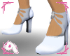 Dragonfly Shoes White