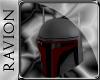 R: Fett Helmet Red