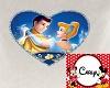 Cinderella & Prince Deca