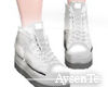 ! White sneakers kicks