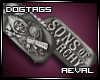 [Aev] SOA dogtags (M)