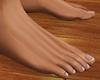 Realistic Bare Feet