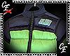 CE' Mauve Bubble Jacket