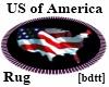 [bdtt] US of America Rug