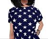 USA Flag Stars Shirt (F)
