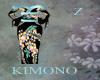 Kimono Wisteria