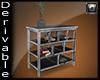 G®  Caged storage