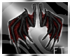 Blk&Red Demon Wings [FT]