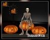 Hallowed Pumpkin Seats