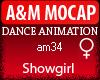A&M Dance *Showgirl*