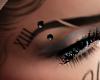 Eyebrow Piercing blk R