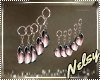 [Nel] Leo Earrings
