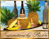 I~Aloha Pineapple Tray