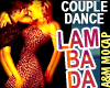 LAMBADA Couple Dance