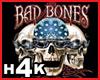 H4K - Bad Bones Tank