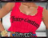 Juicy Couture|Ruffle Top