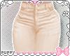 ☾ Cream Skinny Jeans