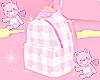 cutie backpack <3