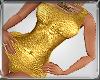 C Del Leotard Gold
