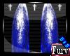Blue Frost Ears