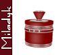 MLK Ruby Diamond Jar