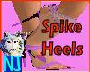 ~NJ~Heels- Spike PUMPS
