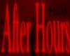 黒 After Hours   Room
