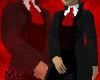 Alucard black coat