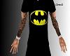 Batman Vneck