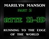 Marilyn Manson~Running 2
