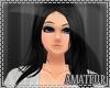 Maria Black Hair