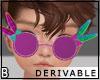 DRV Bunny Ear Glasses