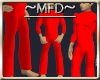 MFD Pants with Musc Top