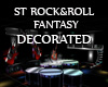 ST ROCK AND ROLL FANTASY