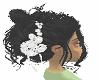capelli sposa neri