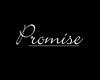 Black Promise Frame