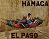[M] EL PASO Hamaca