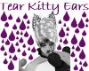tear kitty ears
